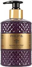 Kup Mydło w płynie do rąk Lawenda - Philip B Lavender Hand Wash
