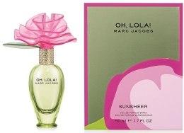 Kup Marc Jacobs Oh Lola! Sunsheer - Woda perfumowana