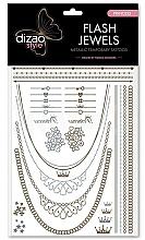 Kup Tatuaże na ciało Księżniczka - Dizao Flash Jewels