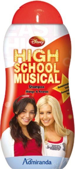 Szampon do włosów - Admiranda High School Musical — фото N1