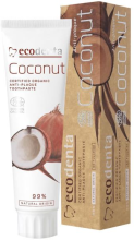 Kup Kokosowa pasta do zębów - Ecodenta Anti-Plaque Toothpaste Coconut