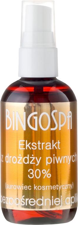 Ekstrakt z drożdży piwnych 30% - BingoSpa