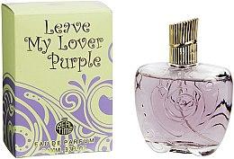 Kup Real Time Leave My Lover Purple - Woda perfumowana