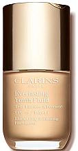 Kup PRZECENA! Trwały podkład matujący o odmładzającym działaniu SPF 15 - Clarins Everlasting Youth Fluid *