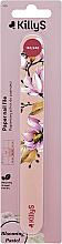 Kup Pilnik do paznokci, papierowy - KillyS Blooming Pastel Paper