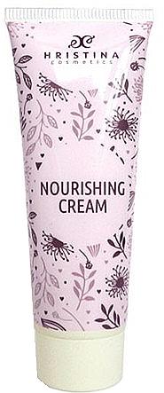 Odżywczy krem do twarzy - Hristina Cosmetics Nourishing Face Cream — фото N1