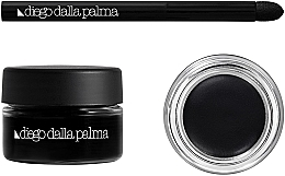 Kup Wodoodporny eyeliner do makijażu oczu - Diego Dalla Palma Makeup Studio Oriental Kajal Waterproof