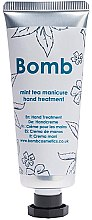 Kup Krem do rąk - Bomb Cosmetics Mint Tea Manicure Hand Treatment