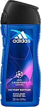 Kup Adidas UEFA Champions League Victory Edition - Szampon i żel pod prysznic dla mężczyzn