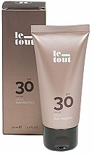 Krem do opalania do twarzy SPF 30 - Le Tout Facial Sun protect  — фото N1