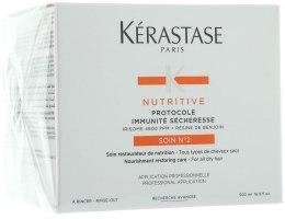 Kup Serum nawilżające do włosów suchych - Kérastase Protocole Immunite Secheresse Soin No. 2