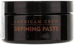 Pasta modelująca do włosów - American Crew Classic Defining Paste — фото N2