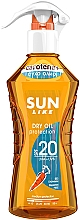 Kup Przeciwsłoneczny suchy olejek do ciała SPF 20 - Sun Like Dry Oil Spray SPF 20