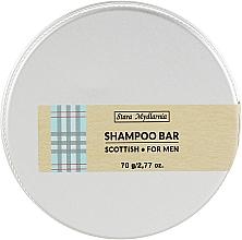 Kup Twardy szampon do włosów dla mężczyzn - Stara Mydlarnia Scottish Shampoo Bar for Men