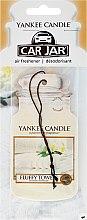 Kup Zapach do samochodu - Yankee Candle Fluffy Towels Car Jar Ultimate