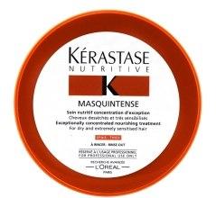 Kup Odżywcza maska do włosów grubych i przesuszonych - Kérastase Nutritive Masquintense Irisome