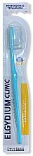 Kup Bardzo miękka szczoteczka pooperacyjna 15/100, niebieska - Elgydium Clinic 15/100