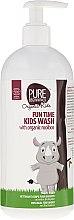 Kup Żel do mycia ciała dla dzieci z organicznym rooibos - Pure Beginnings Organic Kids Fun Time Kids Wash