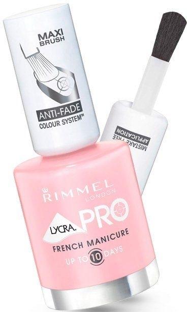 Lakier do paznokci - Rimmel Lycra Pro French Manicure — фото N1