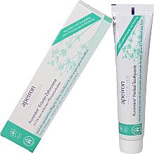 Kup Pasta do zębów 24 ziołowe ekstrakty - Apeiron Auromère Herbal Toothpaste