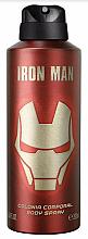 Kup Dezodorant w sprayu dla dzieci - Marvel Iron Man Deodorant