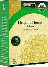 Kup Henna do włosów - Hemani Organic Henna