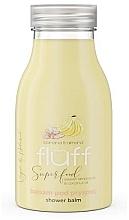Kup Balsam pod prysznic Banan i migdał - Fluff Smoothie Superfood Body Lotion Bananas and Almonds