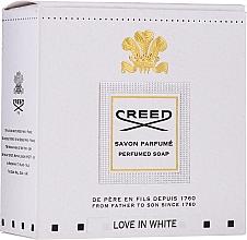 Kup Creed Love In White Perfumed Soap - Perfumowane mydło