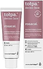 Kup Przeciwzmarszczkowy krem wzmacniający SPF 15 - Tołpa Dermo Face Rosacal