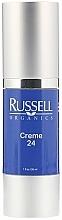 Kup Nawilżający krem do twarzy - Russell Organics Creme 24