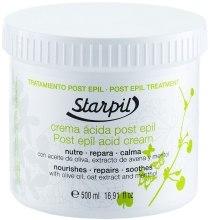 Kup Nawilżający krem po depilacji - Starpil Post Epil Acid Cream
