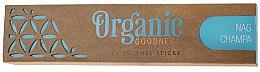 Kup Patyczki zapachowe - Song Of India Organic Goodness Nag Champa