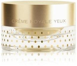 Przeciwzmarszczkowy krem do skóry wokół oczu - Orlane Creme Royale Eye Contour — фото N1