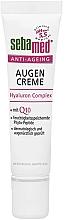 Kup Przeciwzmarszczkowy krem pod oczy - Sebamed Anti-Ageing Q10 Augencreme