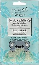 Kup Odprężająca sól do kąpieli stóp - Marion Dr Koala Foot Bath Salt