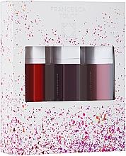 Kup Zestaw pomadek matowych w płynie - Ofra Infinite Lip Set (lipstick/3x8g)