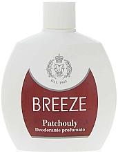 Kup Breeze Squezee Deodorante Patchouly - Dezodorant w sprayu