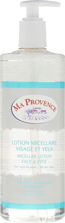 Płyn micelarny do demakijażu twarzy i oczu - Ma Provence Micellar Lotion Face & Eyes — фото N1