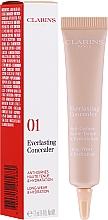 Kup Nawilżający korektor pod oczy - Clarins Everlasting Long-Wearing And Hydration Concealer