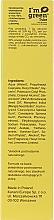 Nawilżająco-odżywczy krem do twarzy z masłem mango - Miya Cosmetics My Wonder Balm Hello Yellow Face Cream — фото N3