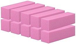 Kup Czterostronny pilnik do paznokci, różowy, 10 szt. - Tools For Beauty