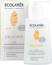 Kup Żel do higieny intymnej z organicznym ekstraktem z lotosu - Ecolatier Delicate