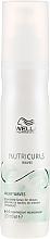 Kup Odżywcze mleczko w sprayu do włosów kręconych bez spłukiwania - Wella Professionals Nutricurls Milky Waves Leave In Spray