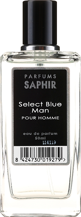 Saphir Parfums Select Blue Man - Woda perfumowana — фото N1