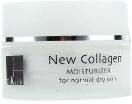 Kup Nawilżający krem do suchej skóry - Dr. Kadir New Collagen Moisturizer For Dry Skin SPF22