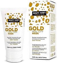 Kup Maska peel-off do twarzy - Diet Esthetic Beauty Purify Gold Peel-Off Mask