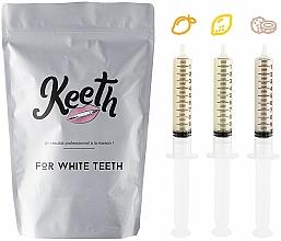Kup Zestaw wymiennych wkładów do wybielania zębów - Keeth Exotic Fruit Refill Pack