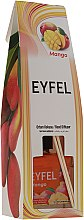 Kup Dyfuzor zapachowy Mango - Eyfel Perfume Reed Diffuser Mango