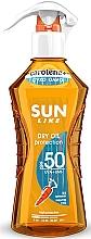 Kup Przeciwsłoneczny suchy olejek do ciała SPF 50 - Sun Like Dry Oil Spray SPF 50