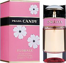 Prada Candy Florale - Woda toaletowa — фото N2